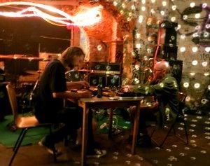 Jabber Garland live in Berlin