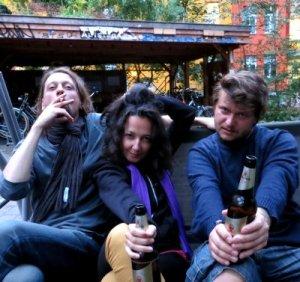 Zvukovina in Berlin 2012